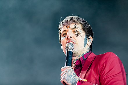 Oliver Sykes - Wikiwand