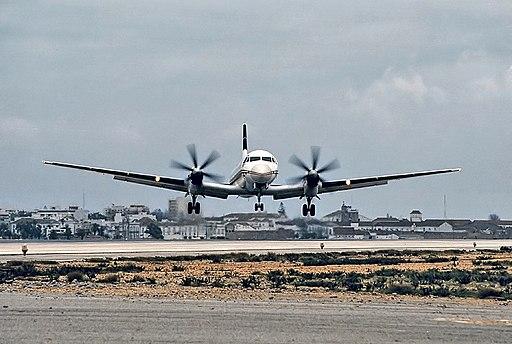 British Aerospace ATP, Ligacoes Aereas Regionais (LAR) JP5871251