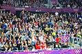 British Team GB fans watching beach volleyball (7725442844).jpg