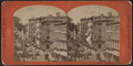 Broadway and Bank of the Republic, from Robert N. Dennis collection of stereoscopic views.png