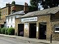 Brownings Garage Ltd, Finsbury - geograph.org.uk - 1396188.jpg