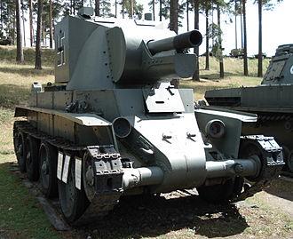 BT-42 - BT-42 in Parola Tank Museum