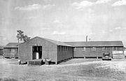 Buckingham Field Florida - Orderly Room - 1942