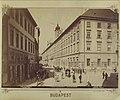 Budapest Főváros Önkormányzata 1052, Városház utca. Fortepan 82327.jpg
