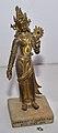 Buddhist Goddess Tara - Bronze - Late Medieval Period - ACCN 47-3343 - Government Museum - Mathura 2013-02-24 6579.JPG