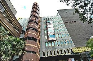 Peter Corrigan - RMIT Building 8
