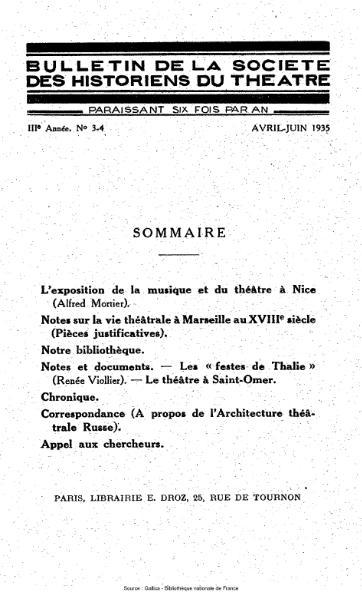 File:Bulletin de la société des historiens du théâtre, année 3, n°3-4.djvu