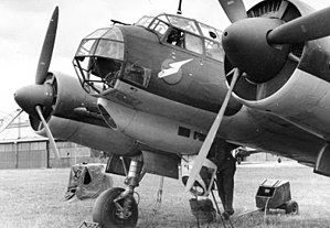 Gondola (airplane) - Junkers Ju 88A bomber's nose, clearly showing the classic bodenlafette, or bola, undernose form of gondola fitted, in one form or another, to almost all German bomber designs of World War II