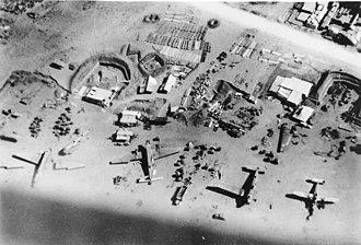 Operation Albumen - Image: Bundesarchiv Bild 183 B10713, Kreta, Sammelplatz des Generalluftzeugmeist ers