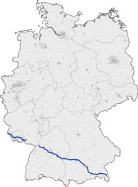 Bundesautobahn 8 map.png