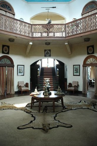 Bardhaman district - Image: Burdwan Palace