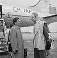 Burgemeester van Bombay (India) op Schiphol, Bestanddeelnr 902-9151.jpg