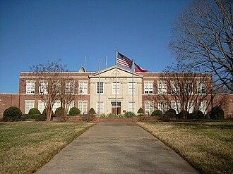 Reinhardt University - The Burgess Administration Building