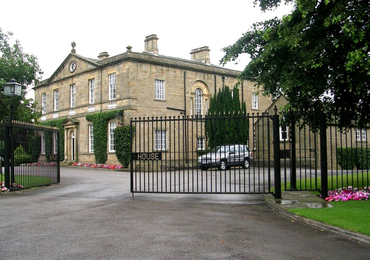 Burley House - Main Street, Burley - geograph.org.uk - 911287.jpg
