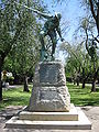 Burnside District War Memorial, Rose Park.JPG