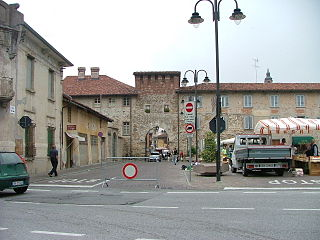 Busca, Piedmont Comune in Piedmont, Italy