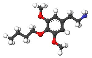 Buscaline - Image: Buscaline 3d sticks