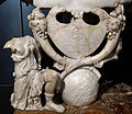 Busto di commodo come ercole, 179-192 ca. da horti lamiani 04.JPG