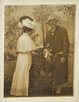 Byrd Spilman Dewey - The Deweys, 1907