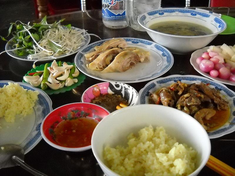 File:Cơm gà Tam Kỳ, Quảng Nam.JPG