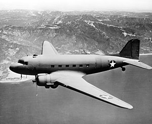 C-47 in flight ca. 1943.jpg