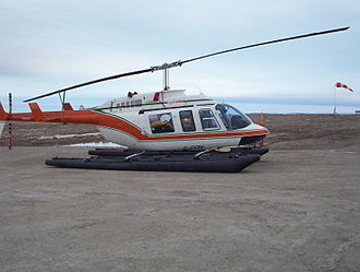 Universal Helicopters - Universal Helicopters Bell 206