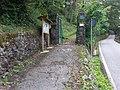 CAI 101A Cancello entrata sentiero Monte-della-Croce.jpg