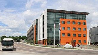 Colorado Department of Transportation - CDOT headquarters in Denver