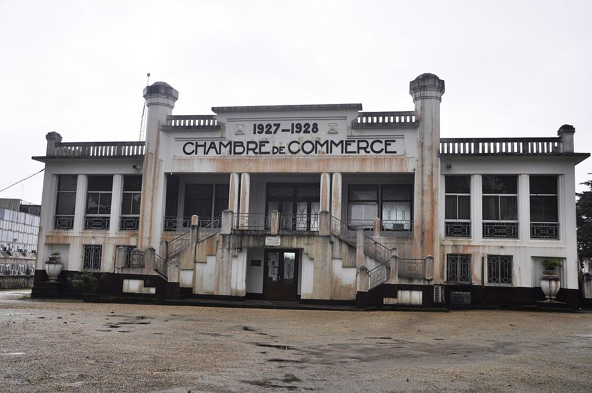 Chambre de commerce de douala wikip dia - Chambre du commerce strasbourg ...