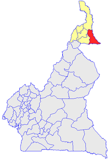 Mayo-Danay Department in Extreme-Nord Province, Cameroon