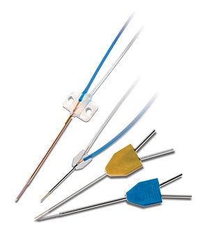 Microdialysis - Microdialysis probes manufactured by CMA Microdialysis AB, Kista, Sweden