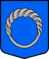 COA of Mežotne parish.png