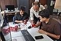 CRTL Silver Jubilee Celebration Preparation - NCSM - Kolkata 2018-03-13 8318.JPG
