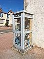Cabine téléphonique - boîte à livres Droiturier.jpg