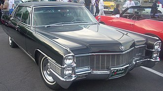 Cadillac Fleetwood Brougham - 1965 Cadillac Fleetwood 60 Special with Brougham option package
