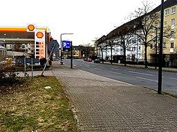 Cäcilienstraße in Düsseldorf