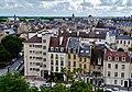Caen Château de Caen Blick auf die Rue de Geôle 5.jpg