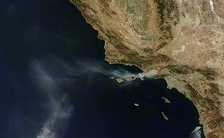 2005 California wildfires