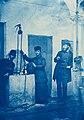 Calla Curman at a well, Spain (4351019464).jpg