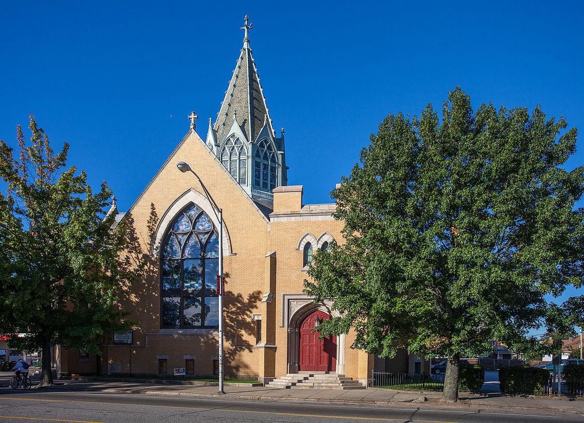 Calvary Baptist Church Providence Rhode Island Wikipedia