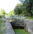 Canal d'Orléans, écluse Sainte Catherine. Châlette-sur-Loing, dFrance. - panoramio.jpg
