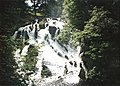 Canonteign Falls - Waterfall near Exeter - 2000 (5371099464).jpg