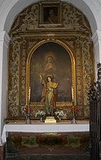 Capilla de la Virgen de la Soledad.