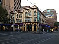 Capitol Square Hotel on the corner of George and Hay St in Sydney.jpg