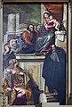Cappella Giustinian Sacra Famiglia con Santa Caterina e Sant'Antonio Abate (1551) di Veronese.jpg