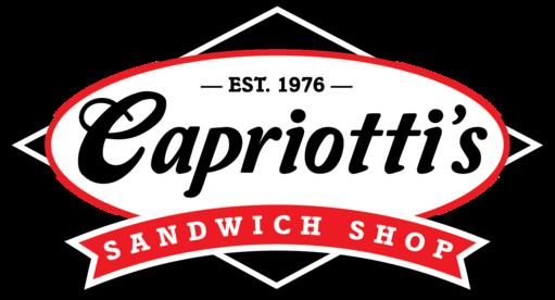 Capriottis Logo new