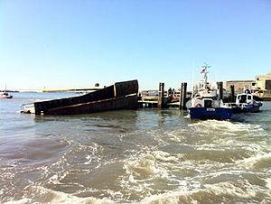 Capsized tug Katherine G -- NY Harbor.jpg