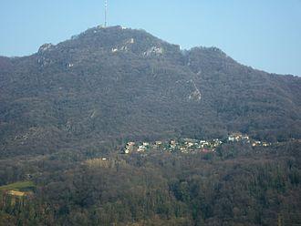 Carabbia - Image: Carabbia San Salvatore