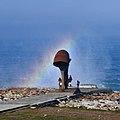 Caracola, escultura de Moncho Amigo, A Coruña (5912557958).jpg
