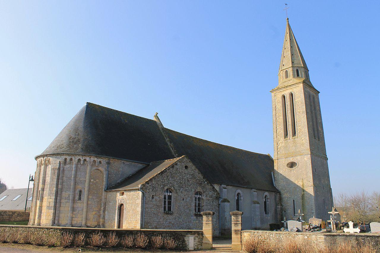 Carcagny église Saint Pierre.JPG